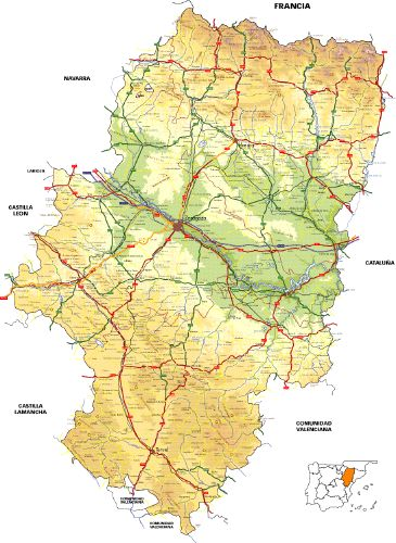 Pueblos De Aragon